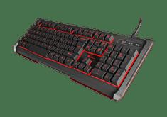 Genesis Gaming tipkovnica Rhod 400, US gravura