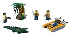 LEGO City Jungle Explorers 60157 Džungla - začetniški set