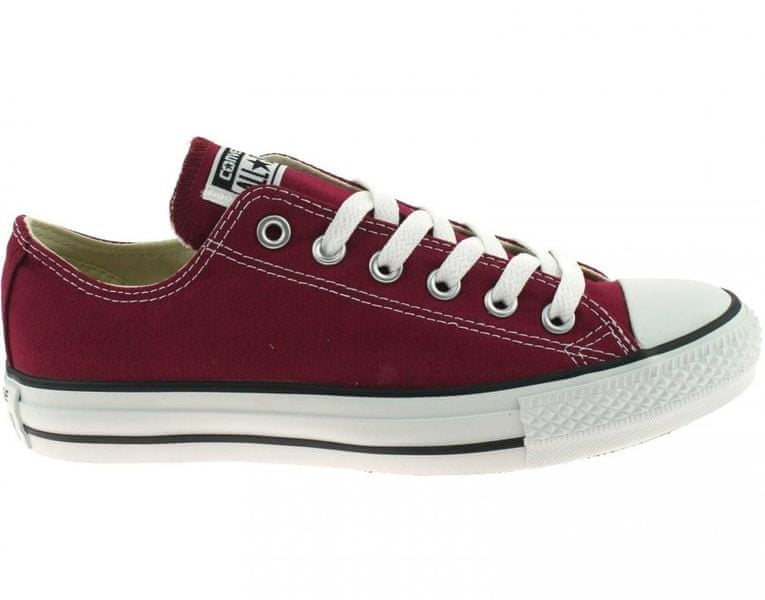 Converse All Star Ox Maroon 44