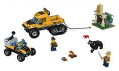 LEGO City Jungle Explorers 60159 Oklepno vozilo v džungli