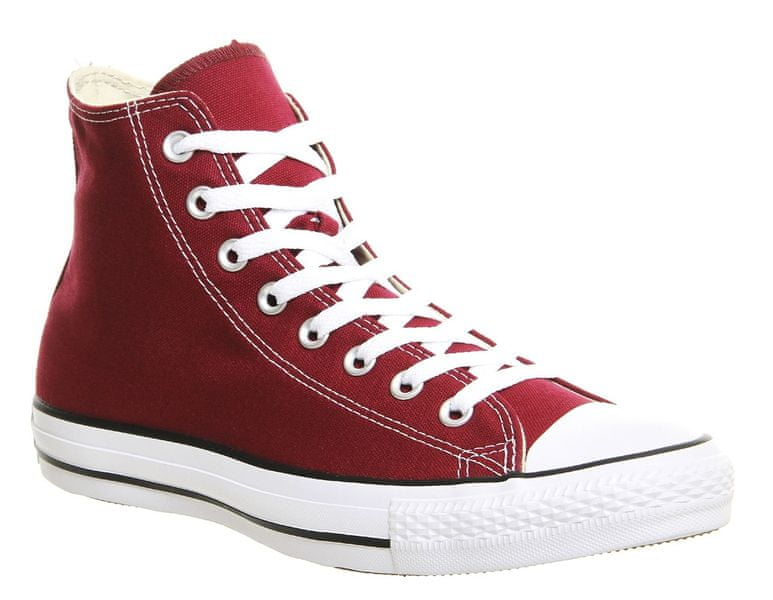 Converse All Star Hi Maroon 41