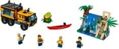 LEGO® City 60160 Mobilné laboratórium do džungle