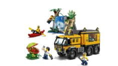 LEGO City Jungle Explorers 60160 Mobilni laboratorij u prašumi
