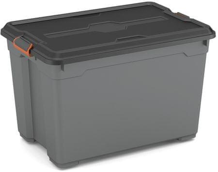 Kis škatla za shranjevanje Moover Box Pro, XL, 60 l