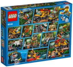 LEGO® City Jungle Explorers 60161 Istraživački lokalitet u prašumi