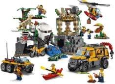 LEGO City Jungle Explorers 60161 Raziskovanje v džungli
