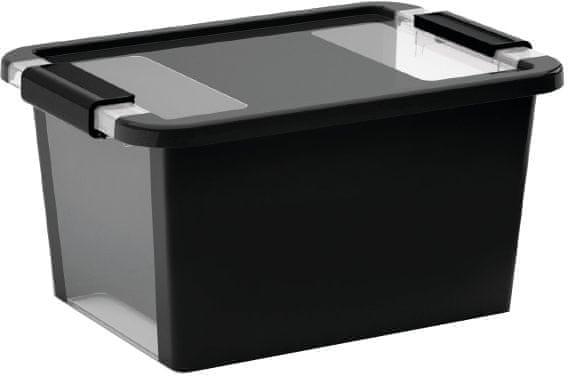 Kis Bi-box S 11 l, černý
