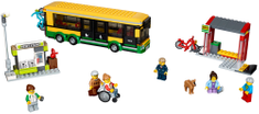 LEGO City Town 60154 Avtobusna postaja