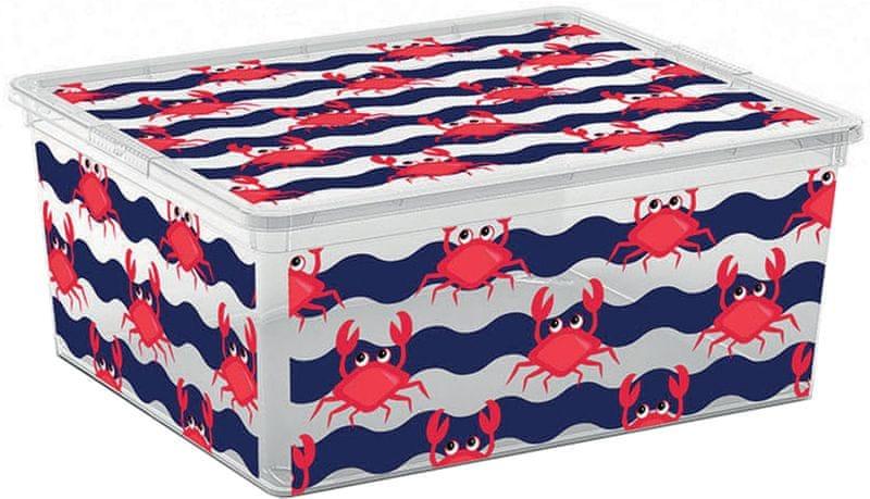 Kis C-Box Cute Animals M 18 l