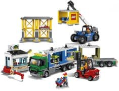 LEGO City Town 60169 Teretni terminal