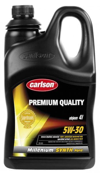 Carlson Milenium SYNTH FORD 5W-30, 4L