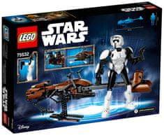 LEGO® Star Wars 75532 Scout Trooper™ i Speeder Bike™
