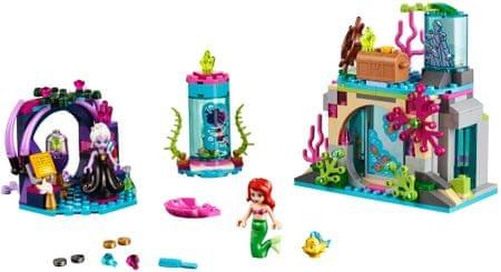 LEGO Disney Princess 41145 Ariela in čarobni urok