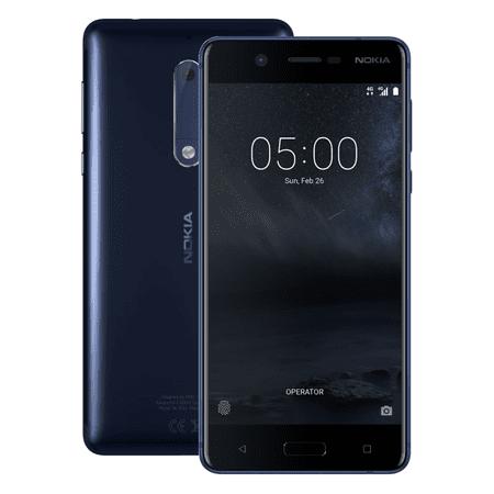 Nokia 5 Okostelefon, Kék