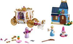 LEGO® Disney Princezny 41146 Czarodziejski Wieczór Kopciuszka