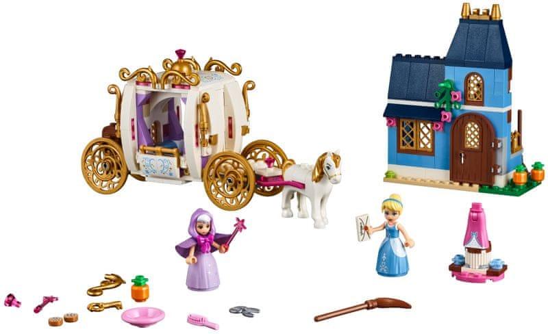 LEGO® Disney Princezny 41146 Popelčin kouzelný večer