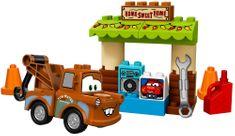 LEGO DUPLO Cars 10856 Djazova garaža