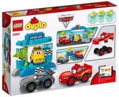 LEGO® DUPLO Cars 10857 Wyścig o złoty tłok