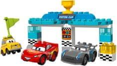 LEGO DUPLO Cars 10857 Dirka za veliki pokal