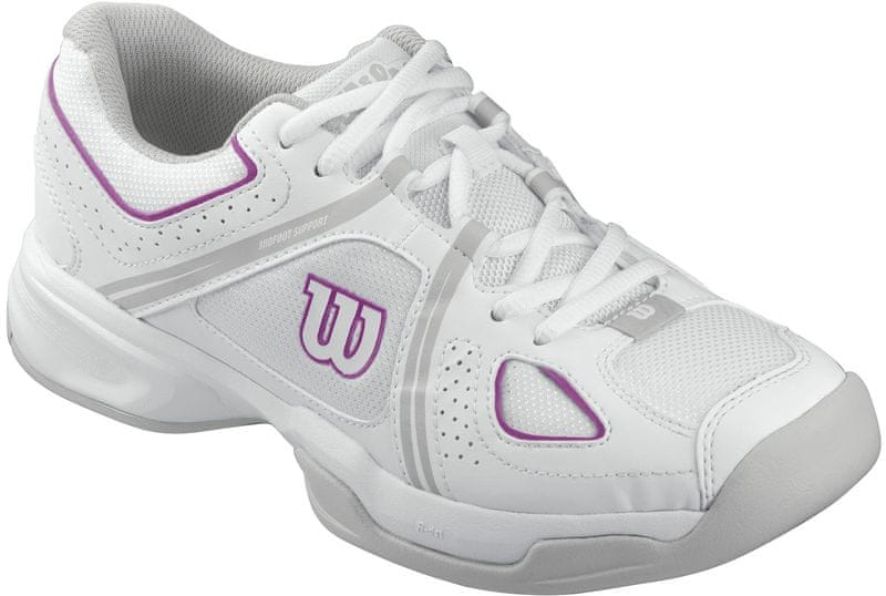 Wilson Nvision Envy W White/Grey/Pink 41.3