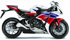 New Ray motor Honda CBR1000RR 2016, 1:12