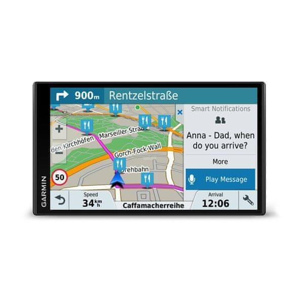 Garmin DriveSmart 61T LMT-D