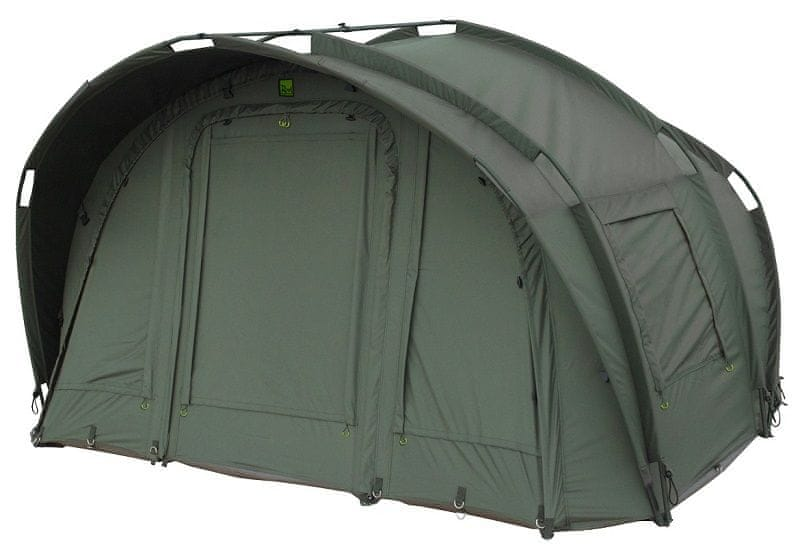 ROD HUTCHINSON Bivak Cabrio Bivvy 2 Man & Groundsheet