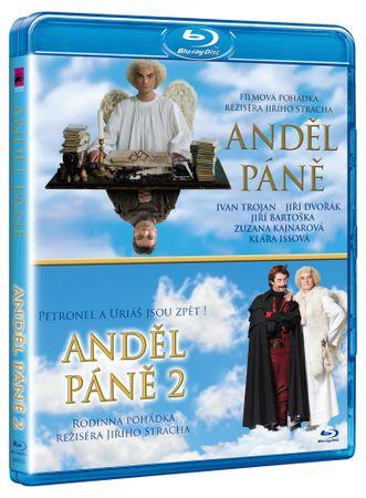 Anděl páně 1+2 (2 disky)   - Blu-ray