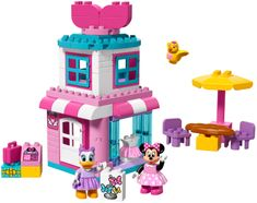 LEGO® DUPLO Disney 10844 Butik Minnie Mouse