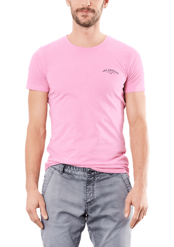 ed862b09a6 s.Oliver férfi póló XXL rózsaszín | MALL.HU
