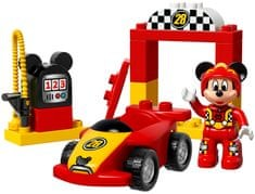 LEGO® DUPLO Disney 10843 Mickeyho závodní auto