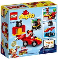 LEGO® DUPLO Disney 10843 Wyścigówka Mikiego