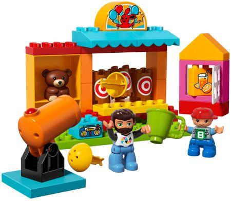 LEGO DUPLO® Town 10839 Strelnica