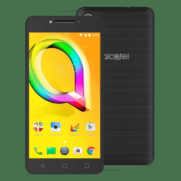 Alcatel A5 LED, 5085D, černý