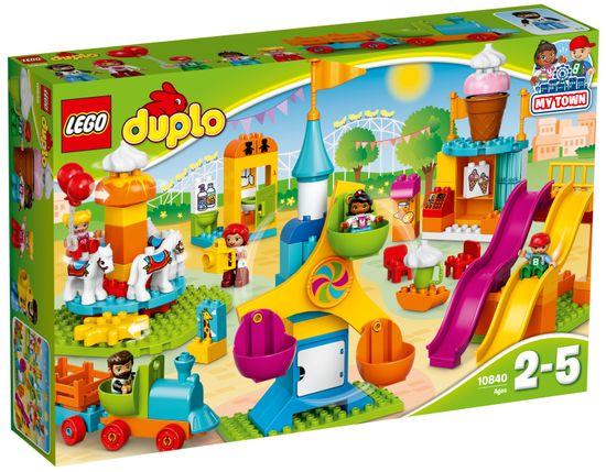 LEGO DUPLO® Town 10840 Nagy vidámpark