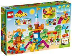 LEGO® DUPLO Town 10840 Duże Wesołe Miasteczko