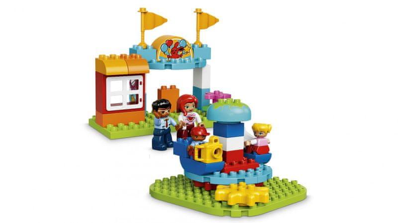Lego Duplo Town 10841 Wesołe Miasteczko Komentarze Mallpl