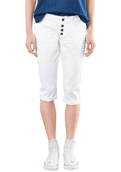 s.Oliver dámské kraťasy 40 bílá