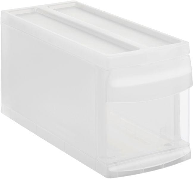 Rotho Úložný box Systemix S, bílý