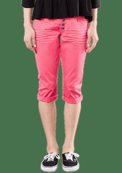 s.Oliver dámské kraťasy 40 růžová