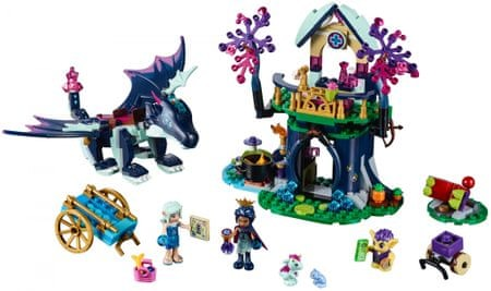 LEGO Elves 41187 Rosalyna drevesna hiška