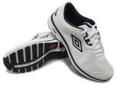 Umbro Boty Trainer LG Whi/Nav/Re