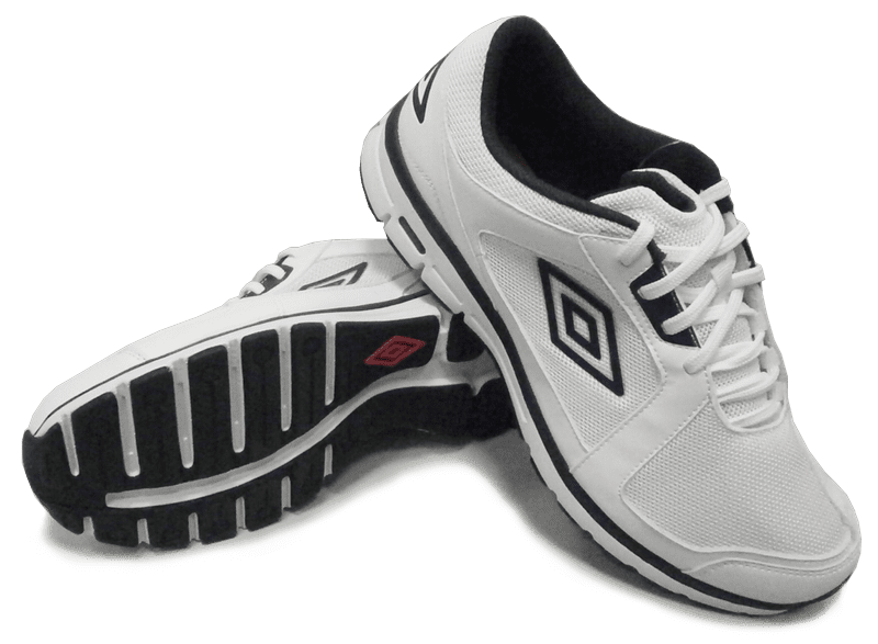 Umbro Boty Trainer LG Whi/Nav/Re 44,5