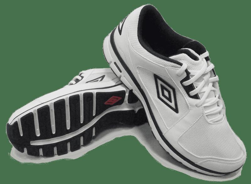 Umbro Boty Trainer LG Whi/Nav/Re 44,5