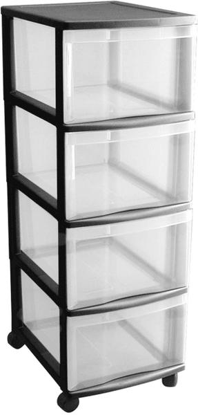 Rotho Regál s 5 zásuvkami Optimo