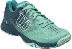 Wilson buty tenisowe Kaos Comp W Electric Green/Reflecting/Aruba Blue