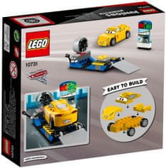 LEGO® Juniors 10731 Simulator utrke Klara Ramirez