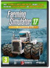 Focus Farming Simulator 2017 – dodatek Big Bud (PC)