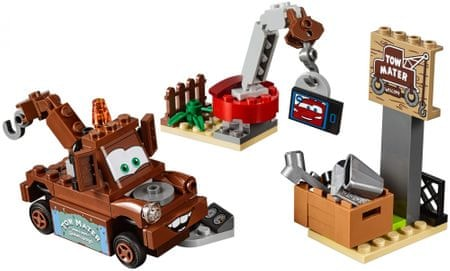 LEGO® Juniors 10733 Matuka roncstelepe II.osztály