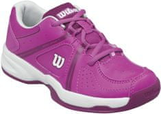 Wilson buty tenisowe Envy Jr Rose Violet/White/Boysenberry